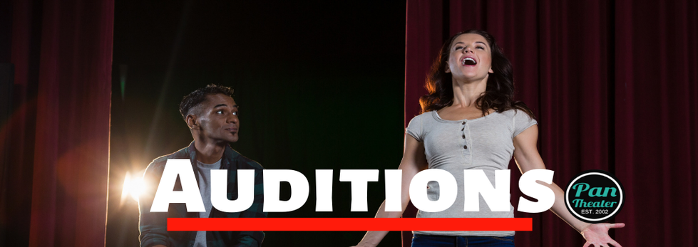 auditions - improv teams - bay area - oakland | Pan Theater